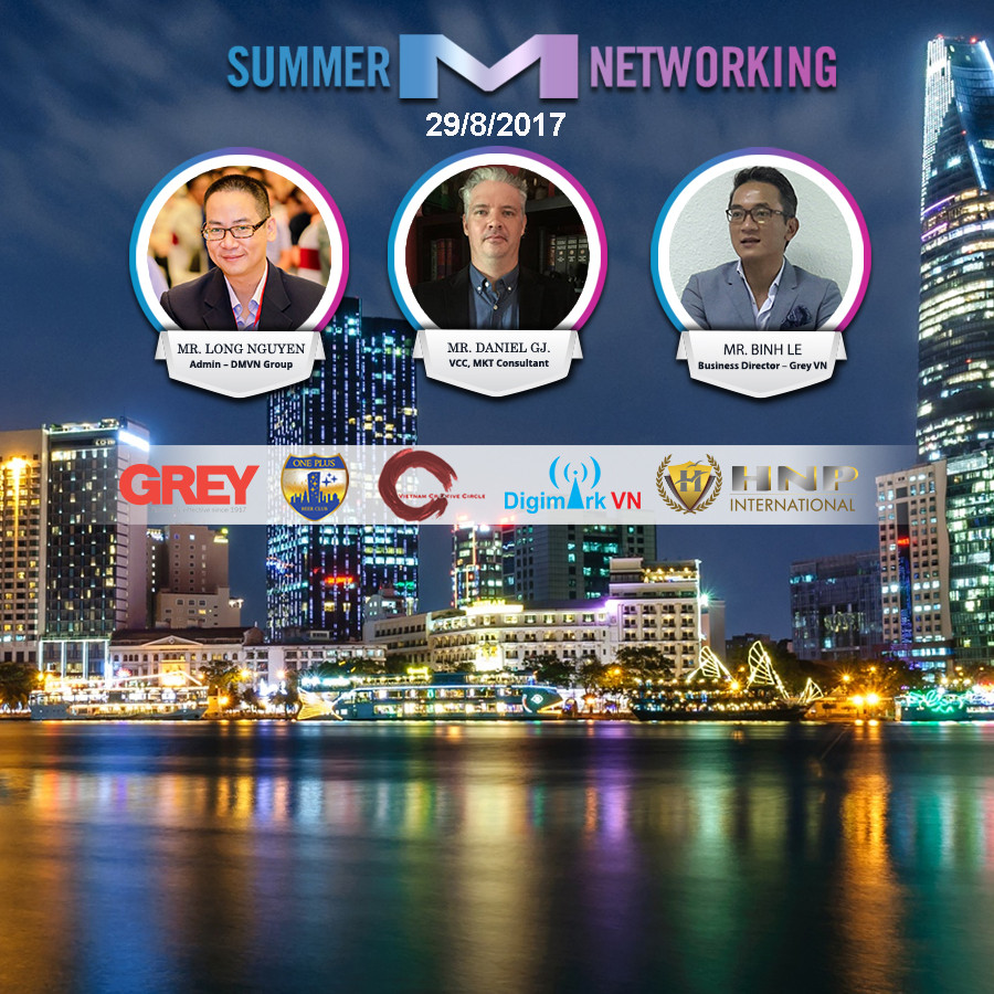 Summer M Networking